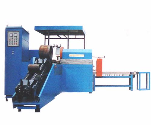 CZW-6000A 管接箍专用直流荧光磁粉探伤机